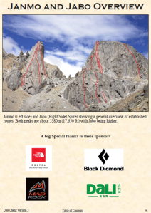Alpine climbing in the Tibetan Borderlands