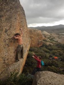 Raul Sauco on Battle for Endor V6/7 Photo: Chris Miller