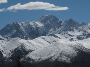XiaShe Massif 5800m