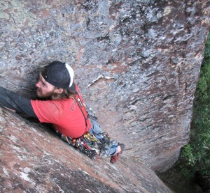 Darryl Kralovic on the First Ascent Provider