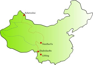 westernchina_map